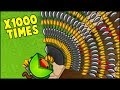 MOST POWERFUL x1000 DART MONKEY GOD // Bloons TD Battles Hack/Mod (BTD Battles)