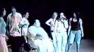 Chicas perreando a Bimbo en El Bombaton