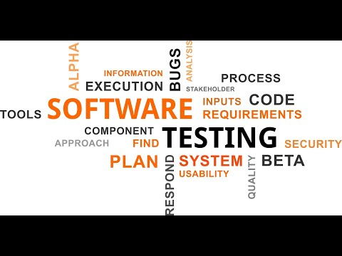 Creating Test Plans Using A Test Plan Template - Youtube