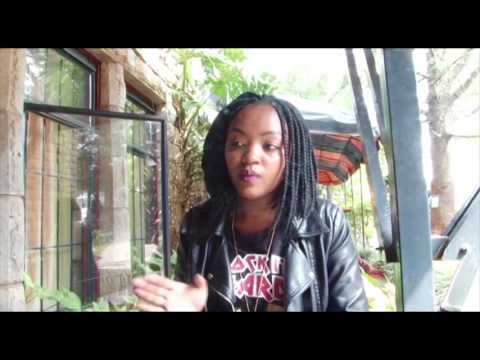 JRN3027: Visual Artist in USIU_Sylvia Interview