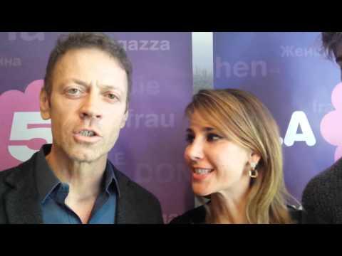 Intervista a Rocco Siffredi e sua moglie Rosza