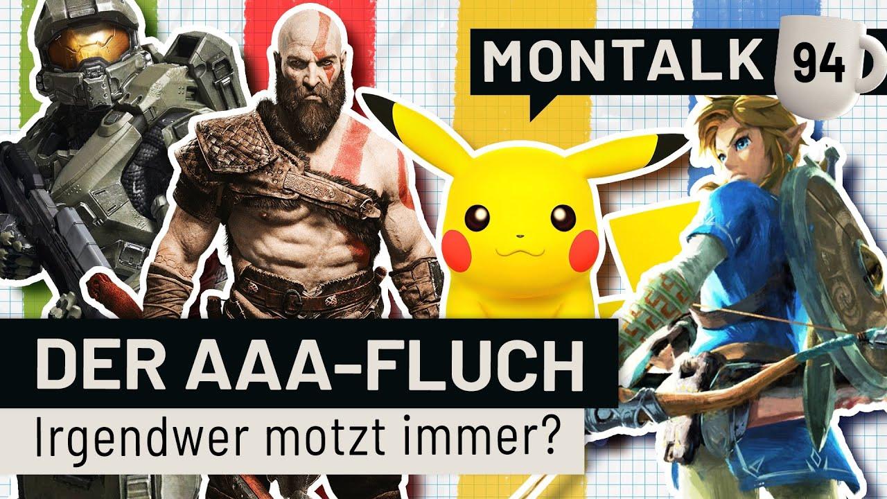 Große Namen, viel Hate - warum Spiele-Fortsetzungen ein Scheiß-Job sind | Montalk #94