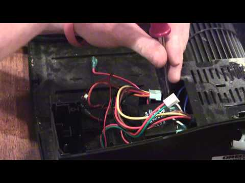 A Look Inside the Oreck XL Air Purifier