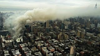 Powerful images of the NYC building collapse