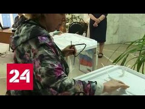 """""""Единая Россия"""" отрепетировала выборы"""