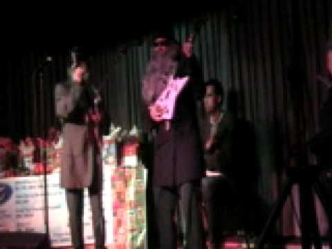 Freda & Christy perform Karaoke