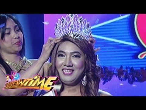It's Showtime Miss Q & A: Mimi Vicini is...