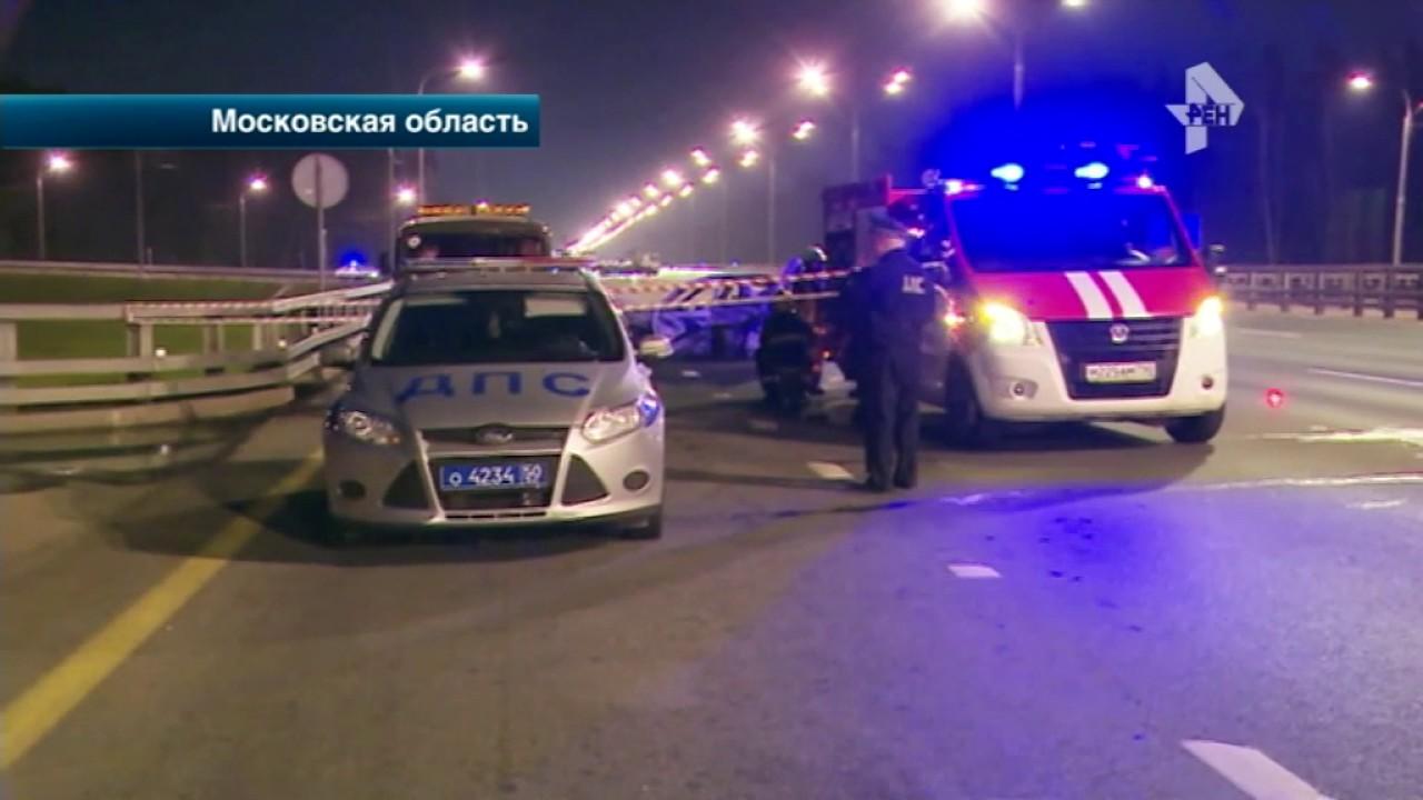 Стали известны подробности смертельного ДТП с Ferrari на Минском шоссе в Москве