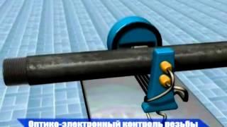видео Трубы бурильные, насосно-компрессорные НКТ, обсадные  / Трубы / Каталог