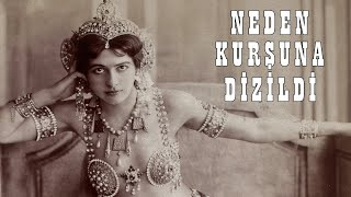 Dünyanın En Ünlü Kadın Casusu -- Mata Hari--