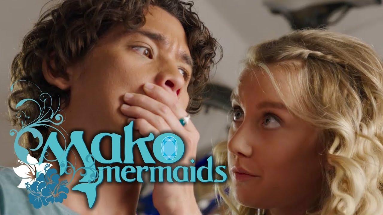 Download A danger to Mako Island? - The magical wishing shell | Mako Mermaids