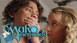 A danger to Mako Island? - The magical wishing shell | Mako Mermaids
