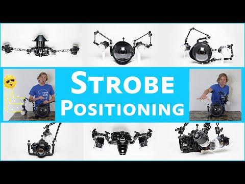 Underwater Strobe Positioning Tutorial