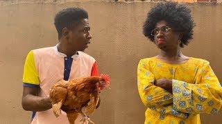 Download Mc Shem Comedian - Christmas Chicken | African Home | Mc Shem Comedain