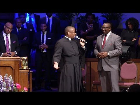 Trust God's Process! Rev. Dr. Marcus D. Cosby
