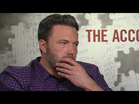 Ben Affleck & Gavin O'Connor Spill On Their Secret Aliases & Talk 'The Accountant'