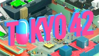 TOKYO 42 Trailer (PS4 - 2017)