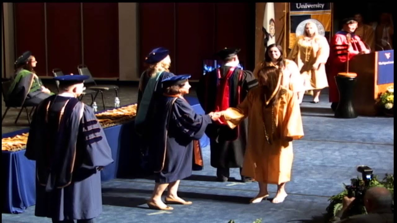 Honors College Recognition Ceremony 2015 West Virginia University