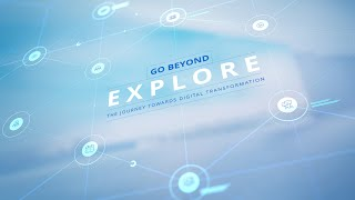 EXPLORE. The Journey towards Digital Transformation. Your Virtual Conference.   SICK AG