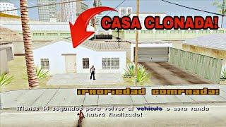NUEVO TRUCO REAL! CLONAR CASAS EN GTA SAN ANDREAS