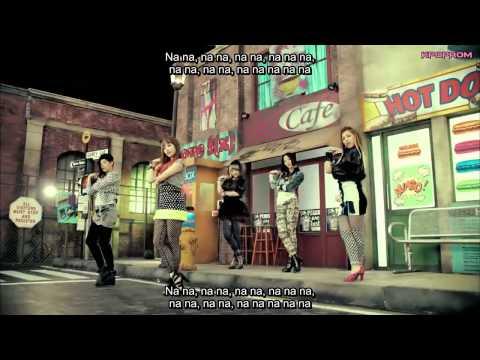 f(x) - Nu ABO MV Eng Sub & Romanization Lyrics