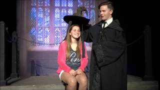A Celebration of Harry Potter Expo at Universal Studios Florida Sorting Hat & Wand Tutorial