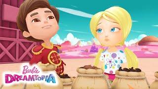 Οι Μαγικοί σπόροι: Μια ιστορία για τη συνεργασία | Dreamtopia | Barbie