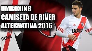 Unboxing Camiseta Alternativa de River Plate