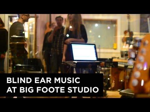 Blind Ear Music at Big Foote Studio