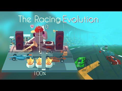 Dancing Line - The Racing x The Hip Hop Evolution [MASHUP]
