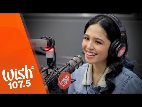 "Jayda Performs ""Happy For You"" LIVE On Wish 107.5 Bus"