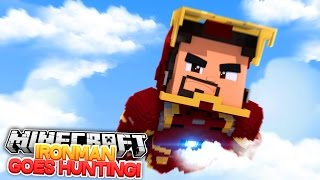 Minecraft Adventure - IRONMAN GOES ON THE HUNT FOR THE NEW BAD GUY!!!