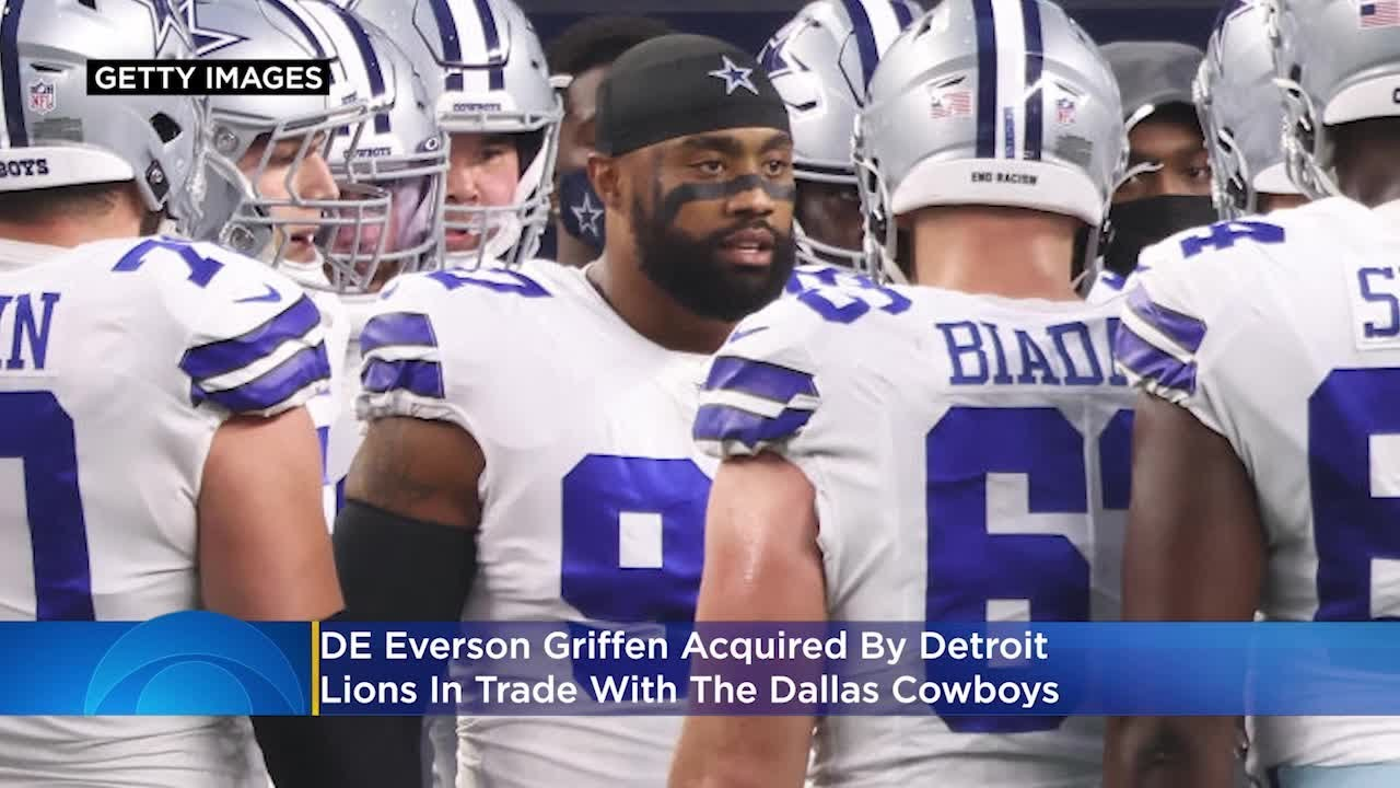 Back In The NFC North: DE Everson Griffen Acquired By Detroit Lions