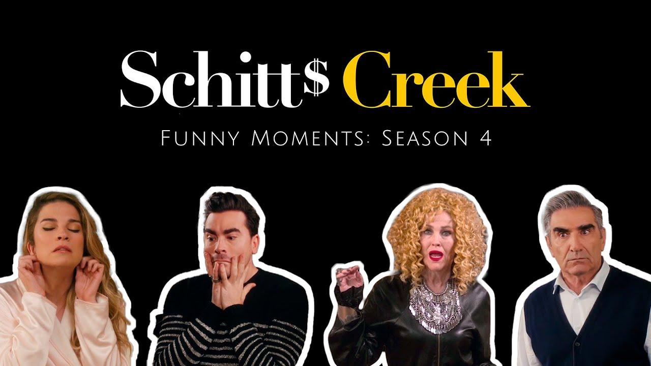 Download Schitt's Creek Funny Moments: Season 4 (HD)
