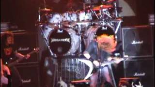 Megadeth Back In The Day Live In Milan 2005