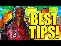 HOW TO BUILD UNDER PRESSURE FORTNITE TIPS AND TRICKS! HOW TO GET BETTER AT FORTNITE CONSOLE TIPS!