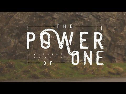 Power of One: Offering  Chris Martinez Elim Church Hamilton