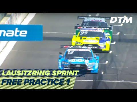 LIVE 🔴  | Free Practice 1 - DTM Lausitzring Sprint 2020