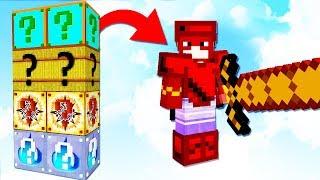 batalla de todos los lucky blocks ms chetados   minecraft mods dagar64