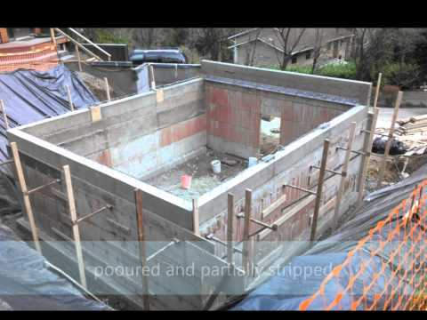 bunker garage construction vid 1 from YouTube · Duration:  3 minutes 37 seconds