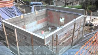 Bunker Garage Construction Vid 1