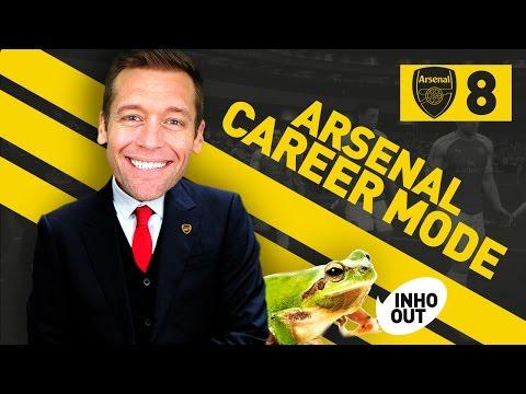 OHHH, FOR F***S SAKE - Arsenal Career Mode Ep. #8 (FIFA 17)