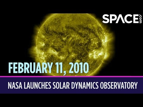 OTD in Space – February 11: NASA Launches Solar Dynamics Observatory