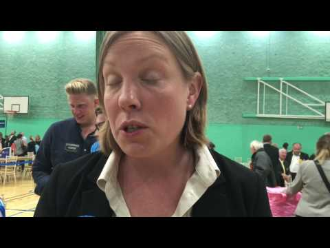 Tracey Crouch secures Chatham & Aylesford