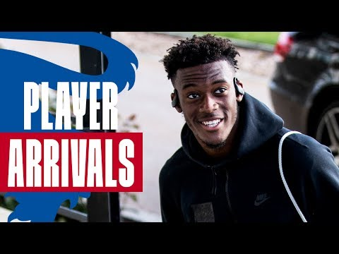 Ox, Delph, Stones, CHO Return and Nick Pope Arrives in Style! | Player Arrivals | Inside Access