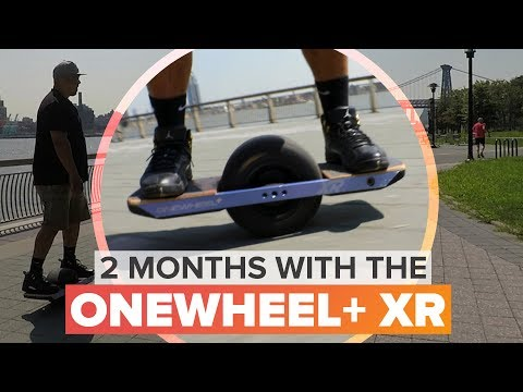 Onewheel+ XR review  257 miles later 5da86d54efe