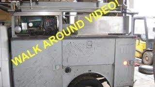 Steelweld Utility Truck Body Rolling Tool Box! 1473