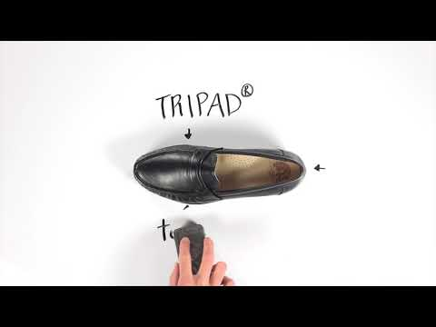 Video for Ace Slip On Loafer this will open in a new window