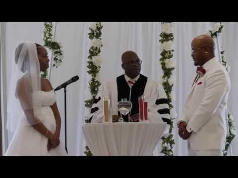 Taleen and Calvin Dunlap Wedding 7/7/17
