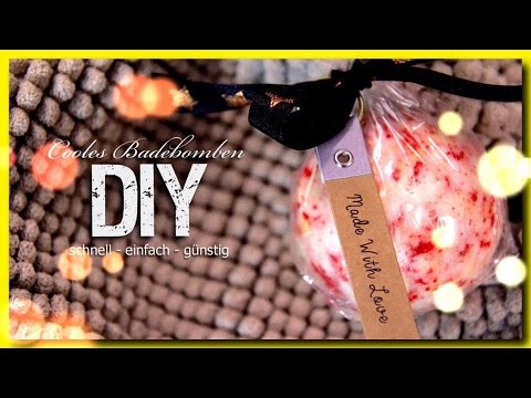 lush badekugeln selber machen badebombe wohnprinz youtube. Black Bedroom Furniture Sets. Home Design Ideas